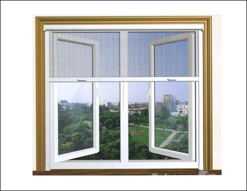 塑钢窗户安装图片